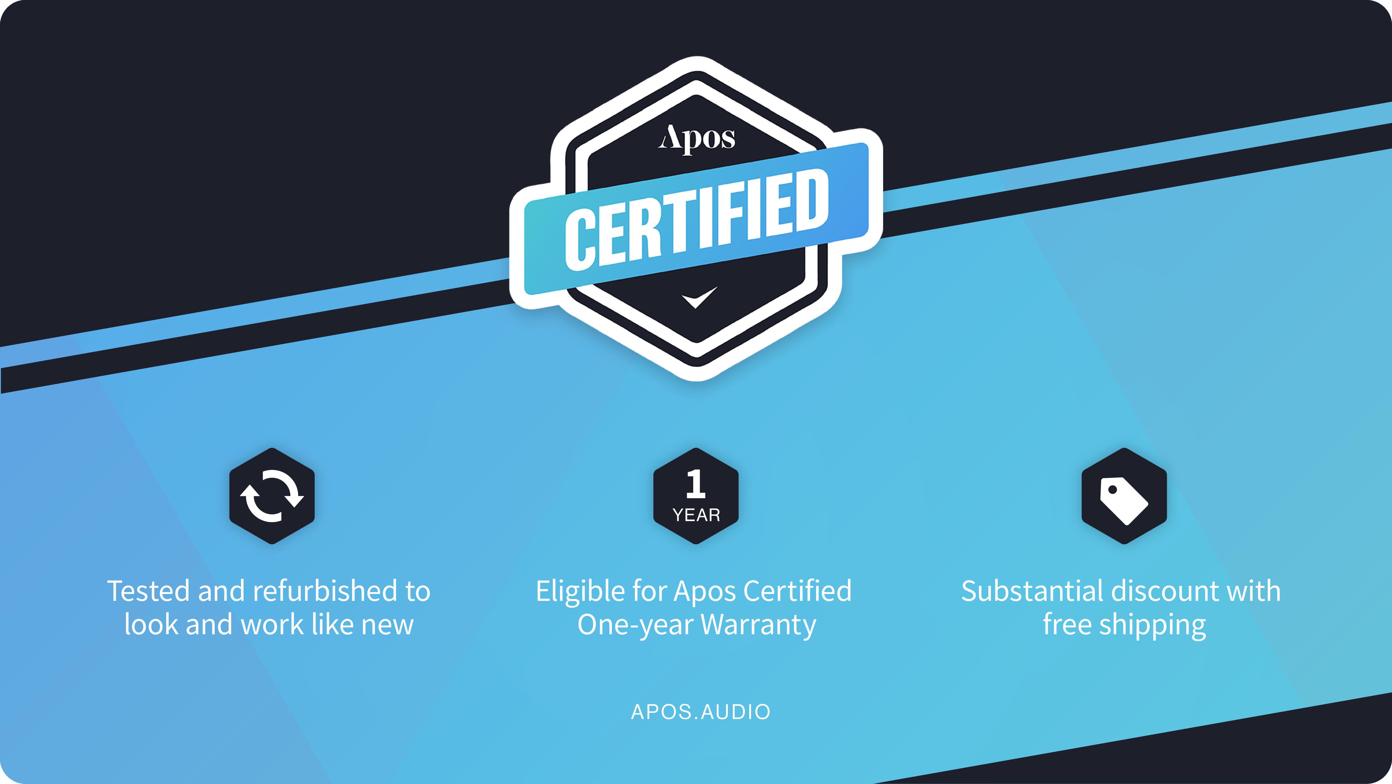 Apos Certified